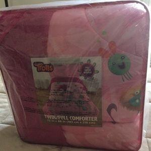 Trolls Comforter